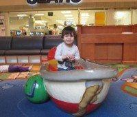 Fun in a Boat
