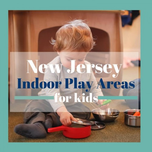 New Jersey Indoor Play Areas