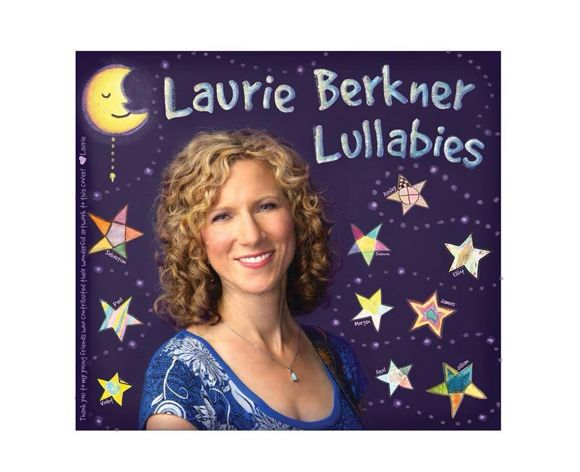 The much anticipated, first-ever lullaby album from The Laurie Berkner Band is coming April 8th!