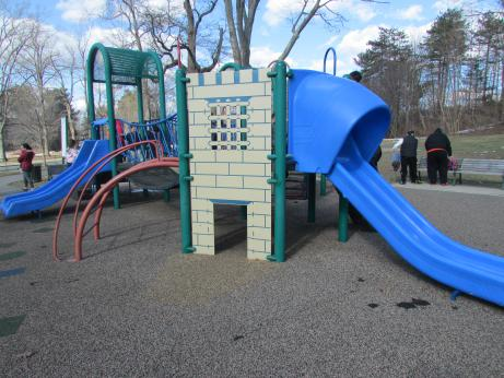 Playground for 5 and Under