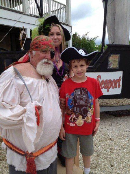 Tuckerton Seaport Pirate