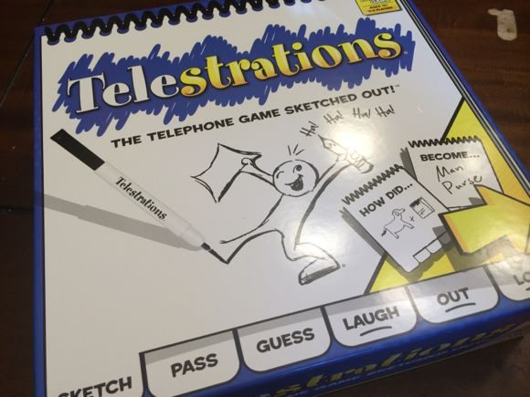 Telestrations | Photo Credit Jersey Family Fun
