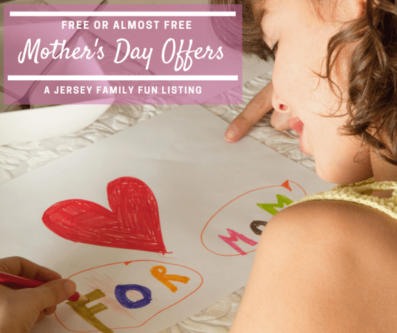Mother's Day Offers in New Jersey