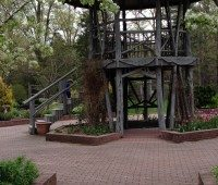 Treehouse at Hunterdon County Arboretum
