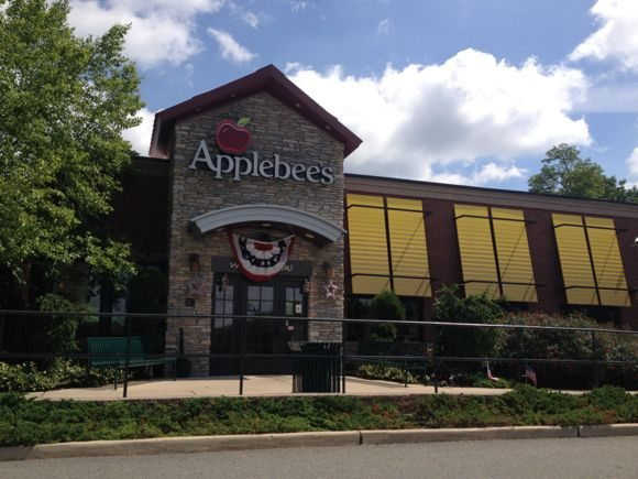 Applebee's In Rockaway, NJ is one of our favorite places to eat as a family!