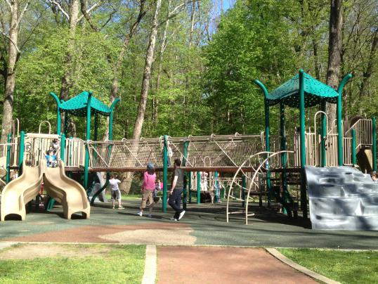 Playtime at Grover Cleveland