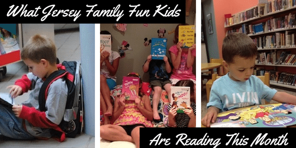 JFF Kids are Reading this Month