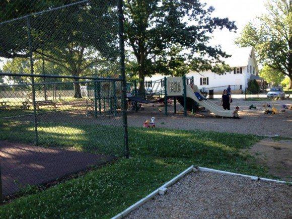 Gebhardt Field in Clinton NJ