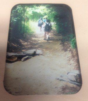 Girl Scout Wider Opp Appalachian Trail