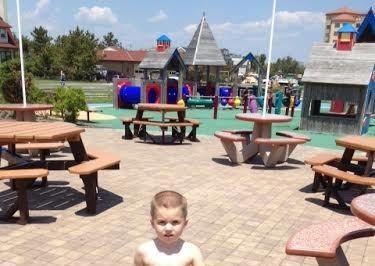 seven presidents park picnic area