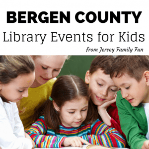 Bergen County Library Events (1)