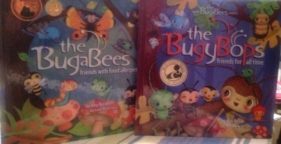 BugyBops BugaBees Author Amy Recob 500