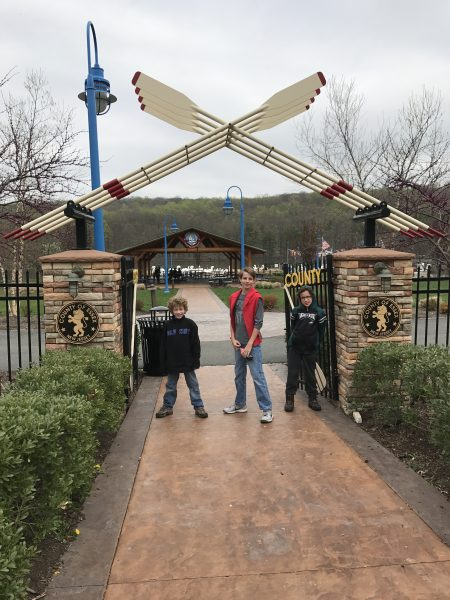 Entrance to Regatta Playground - South Mountain Recreation Complex West Orange Parks & Playgrounds in Essex County Photo Credit Jersey Family Fun