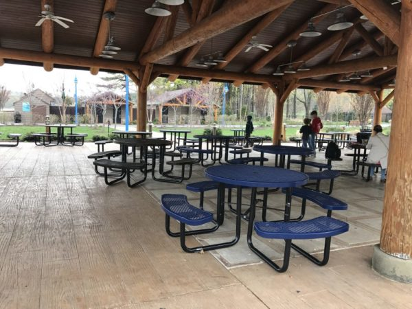 Pavilion at Regatta Playground - South Mountain Recreation Complex West Orange Parks & Playgrounds in Essex County Photo Credit Jersey Family Fun