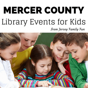 Mercer County Library Events (10)
