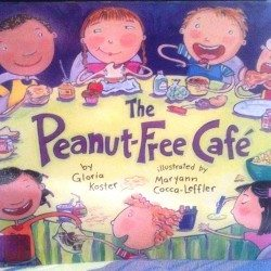 Peanut Free Cafe Author Gloria Koster 500
