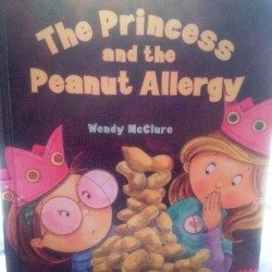 The Princess and the Peanut Allergy Author Wendy McClure 500