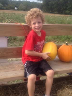 sahls farm pumpkin