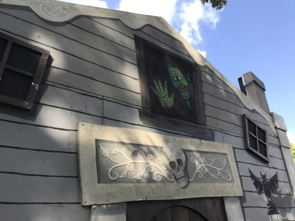 Six Flags Great Adventure Fright Fest Looney Tunes Haunted House