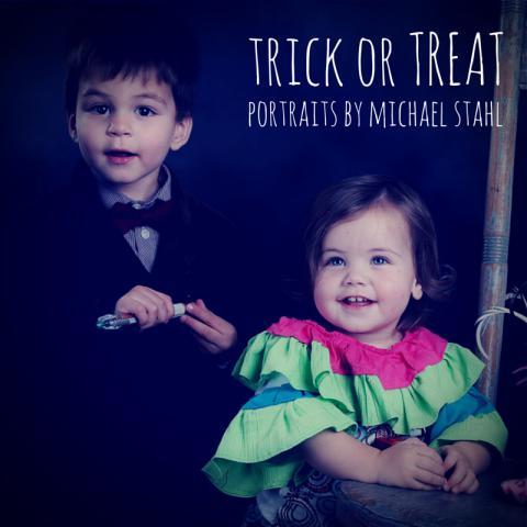 Trick or Treat Portraits