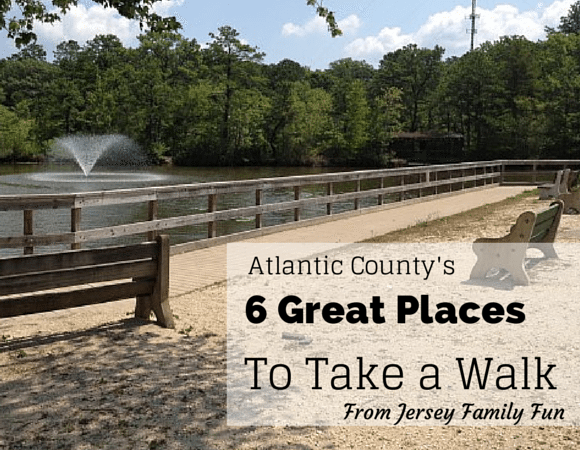 5 Great Places to take a walk in Atlantic County (1)