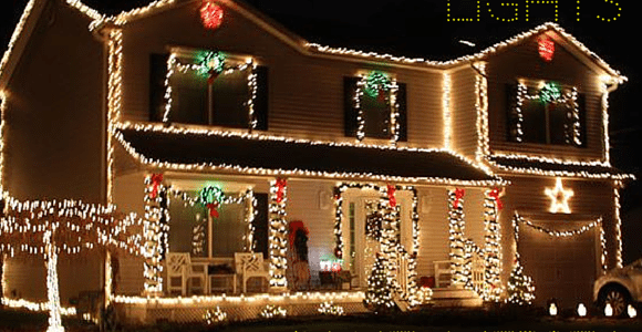 Christmas Lights and Holiday Displays in New Jersey