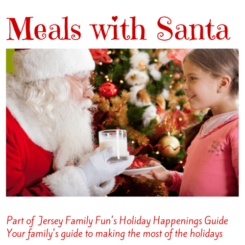 49ea8cb79 If your little ones want a more relaxed visit with Santa than waiting in  line in a store or mall, distracting them with yummy food could be the way  to get ...