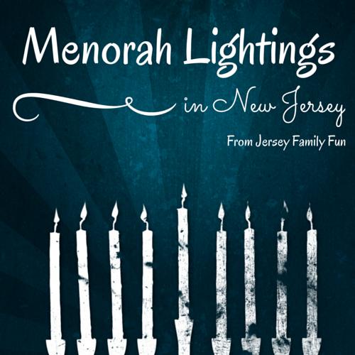 Menorah Lightings in New Jersey
