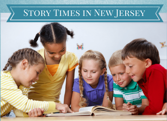 Story Times in New Jersey