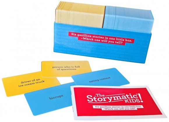 The storymatic kids game
