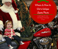 Where & How to Get a Unique Santa Photo