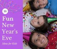 Fun New Year's Eve Ideas for Kids