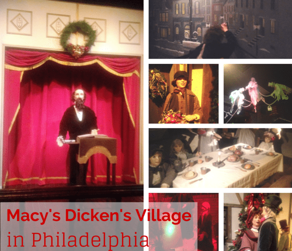 Macy's Dicken's Village