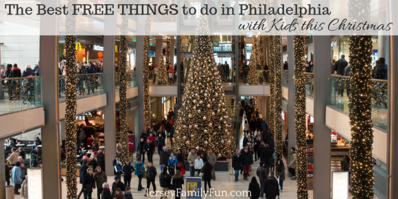 The Best Free Things to Do in Philadelphia with Kids This Christmas (Twitter)