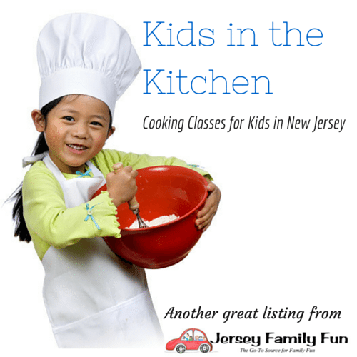 New Jersey Cooking Classes for Kids