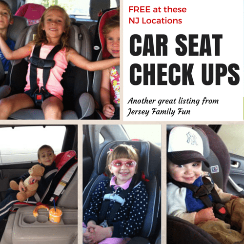 New Jersey Car Seat Inspection Locations