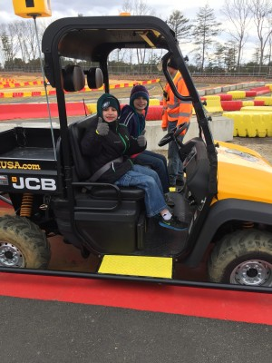 Diggerland Workmax Trucks