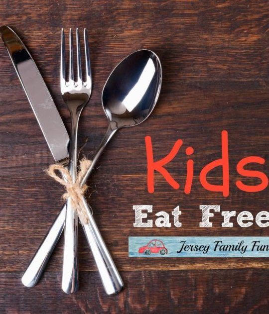kids eat free image for Jersey Family Fun