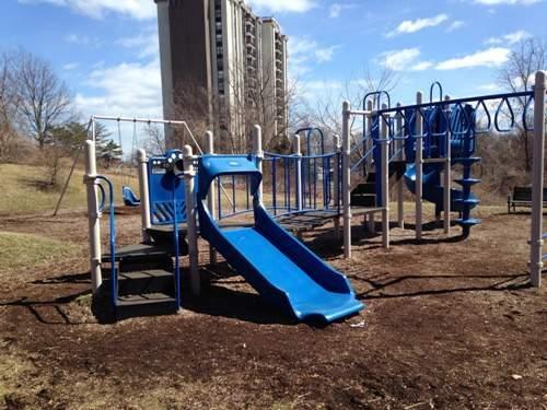 mount mitchell playground