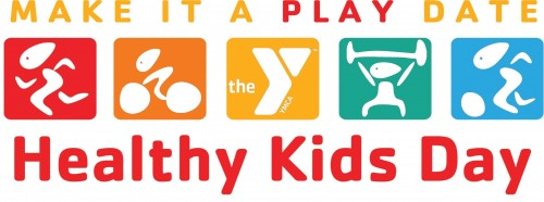 YMCA Healthy Kids Day Events