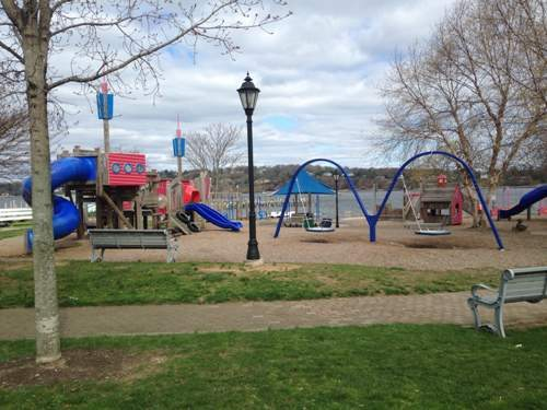 Monmouth County Playgrounds victory park 1