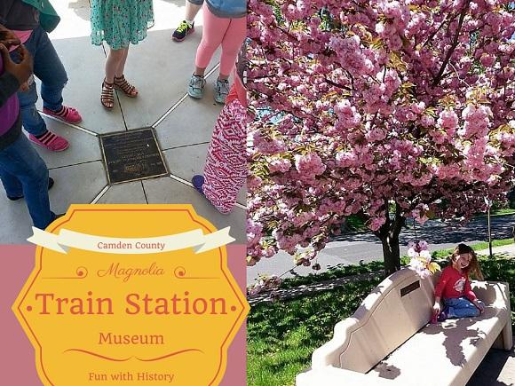Magnolia Train Station Tour