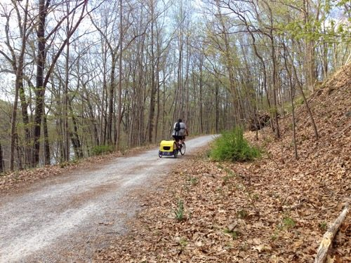Columbia Trail-Hunterdon County