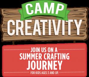 Michael's Camp Creativity