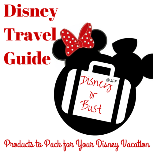 Products to Pack for Your Disney Vacation