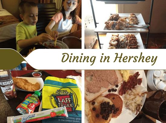 Dining in Hershey