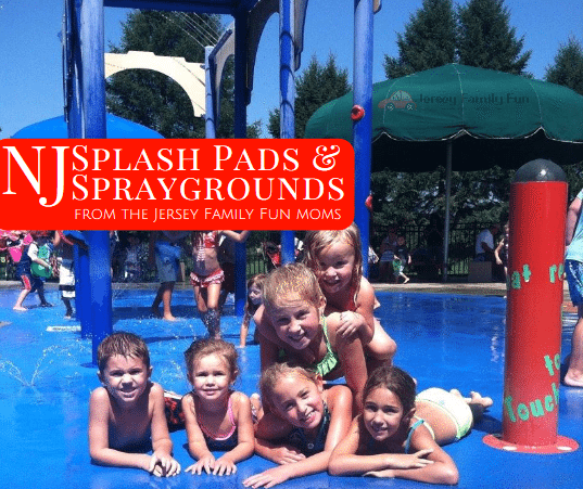New Jersey Splash Pads & Spraygrounds(2)