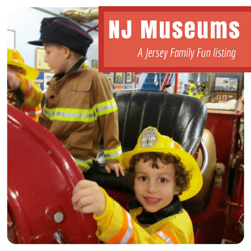 NJ Museums