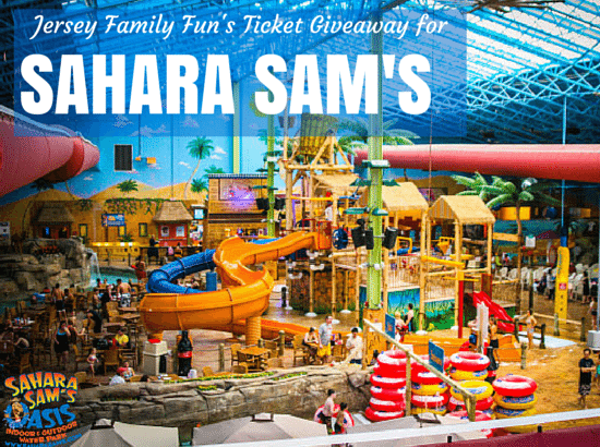 Sahara Sams ticket giveaway
