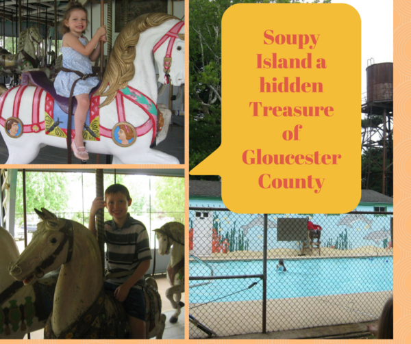 Soupy Island a hidden Treasure of